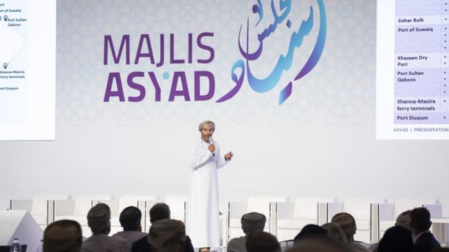أحمد العبري الرئيس التنفيذي لمرافي