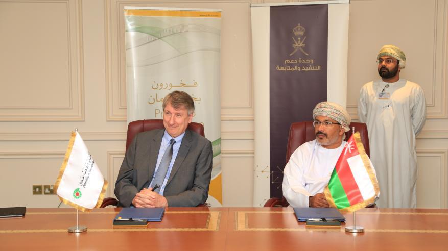 """تعاون بين """"دعم التنفيذ والمتابعة"""" و""""تنمية نفط عمان"""" لتعميم الاستفادة من """"منهجية ليين"""" للتحسين المستمر"""