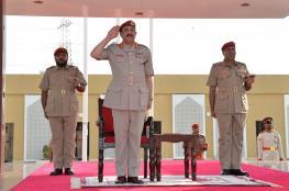 الجيش السلطاني العماني يحتفل بتخريج الدورة التحويلية للضباط ودفعة من الجنود المستجدين