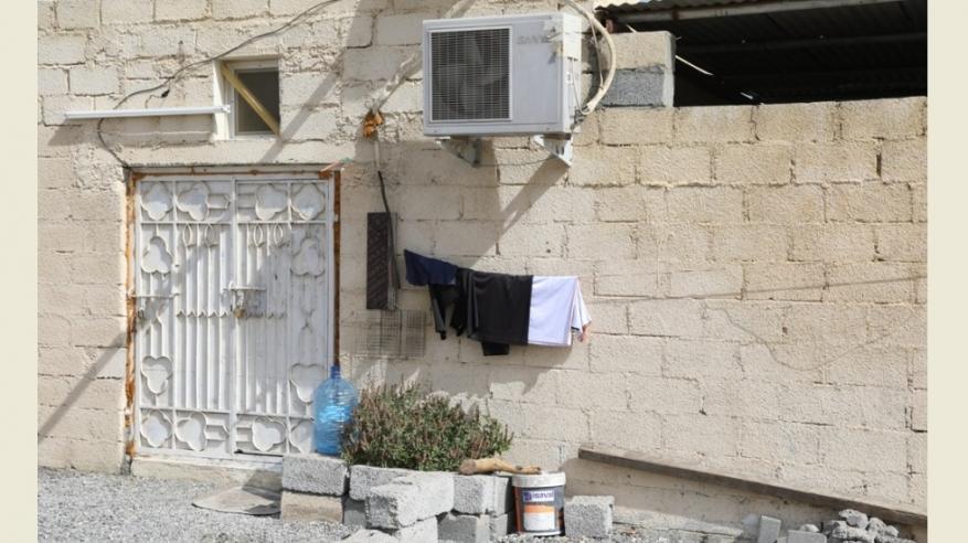 5 آلاف ريال غرامة نشر الغسيل في الشرفات
