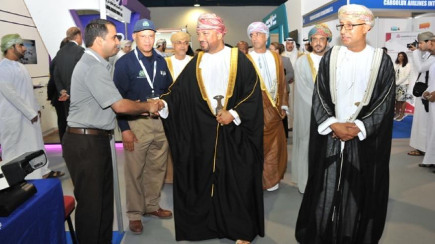 75 شركة محلية وعالمية في افتتاح معرض الشرق الأوسط للمواصلات والخدمات اللوجستية