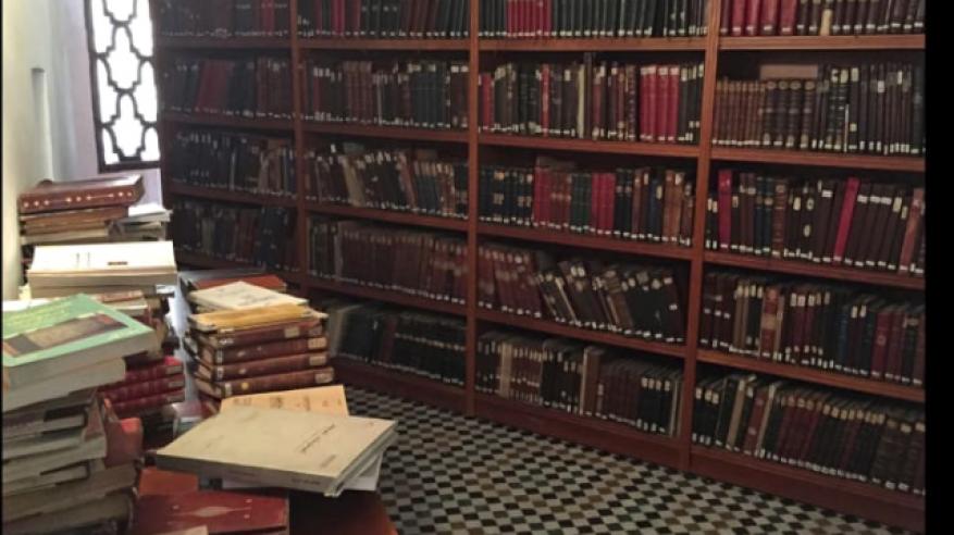 مكتبة القرويين (2)