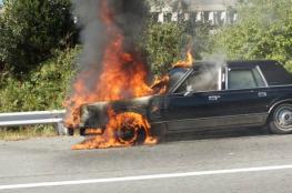 القبض على المتهم بإضرام النار عمدا في مركبتين بصحار