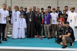 """""""عمان لسباقات السيارات"""" رابعًا في """"سباق الخليج"""""""