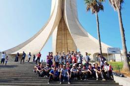 كشافة السلطنة تشارك في برنامج الزيارات السياحية بالمخيم العربي