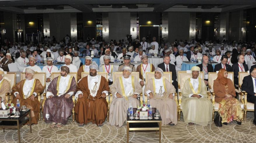 """بالفيديو.. متابعة إعلامية ومجتمعية كبيرة لـ """"مؤتمر عمان للموانئ"""""""