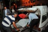 فيديو مروع .. سيارة تقتحم مطعما عربيا وتدهس الزبائن