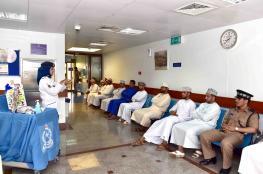 """""""الخدمات الطبيّة"""" تحتفل باليوم العالمي لنظافة الأيدي"""
