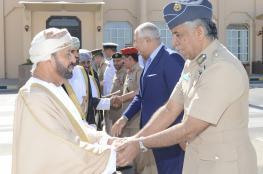 بدر بن سعود يشارك في معرض السلاح الأول بمصر