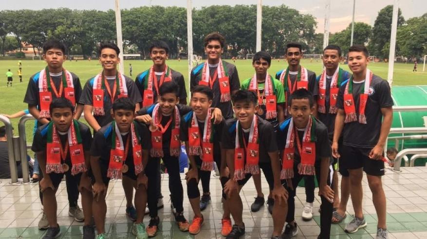 عماني يسهم في فوز فريقه ببطولة الدوري الماليزي
