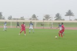 تواصل منافسات كأس مهرجان صلالة السياحي لكرة القدم
