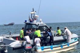 آخر تطورات عمليات البحث عن المفقودين في عرض البحر بالوسطى