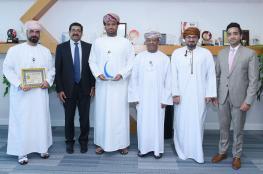 تتويج بنك مسقط بجائزة أفضل مركز اتصال للقطاع المصرفي في الشرق الأوسط