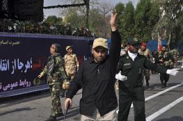 جماعة متشددة تعلن مسؤوليتها عن هجوم الحرس الثوري الإيراني