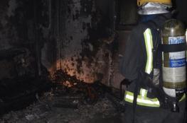 اختناق 15 سعودية إثر حريق بقاعة أفراح