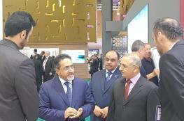 إبراز ملامح الحضارة العمانية في جناح السلطنة بسوق السفر العالمي بلندن
