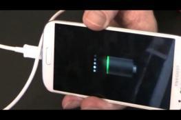 اختراع مذهل .. هاتف ذكي يشحن نفسه بنفسه