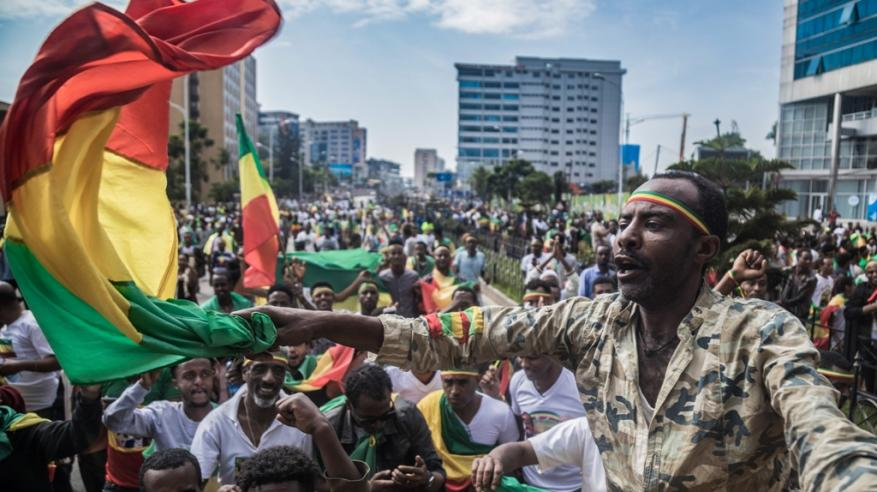 حدود بلا خنادق بين إثيوبيا وإريتريا لأول مرة منذ 20 عاما