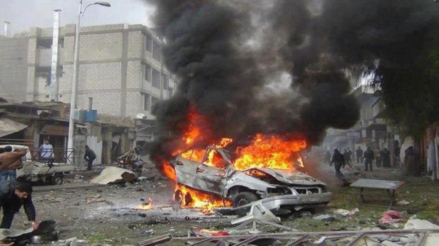 ليبيا: مصابون في انفجار سيارة ملغومة ببنغازي