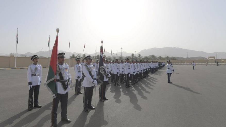 شرطة عمان السلطانية تحتفل بافتتاح المبنى الجديد لمركز شرطة العامرات5