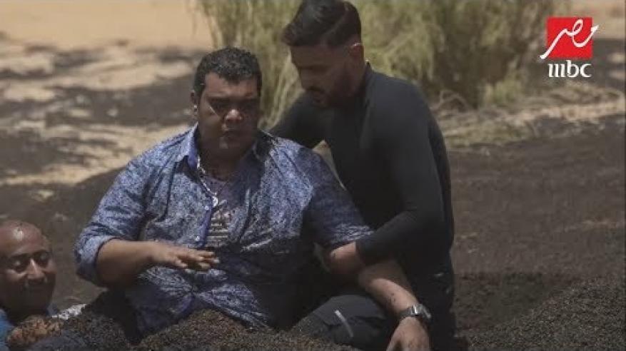 مصدر: أحمد فتحي كان يعلم بمقلب رامز لأن قلبه لا يتحمل