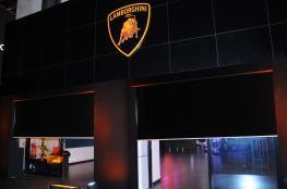 """""""لامبورغيني"""" تحتفل بافتتاح صالة عرض جديدة في مسقط"""