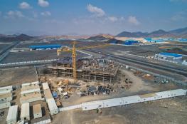 إنجاز مشروع البنى الأساسية لمدينة سمائل الصناعية بنهاية العام الجاري