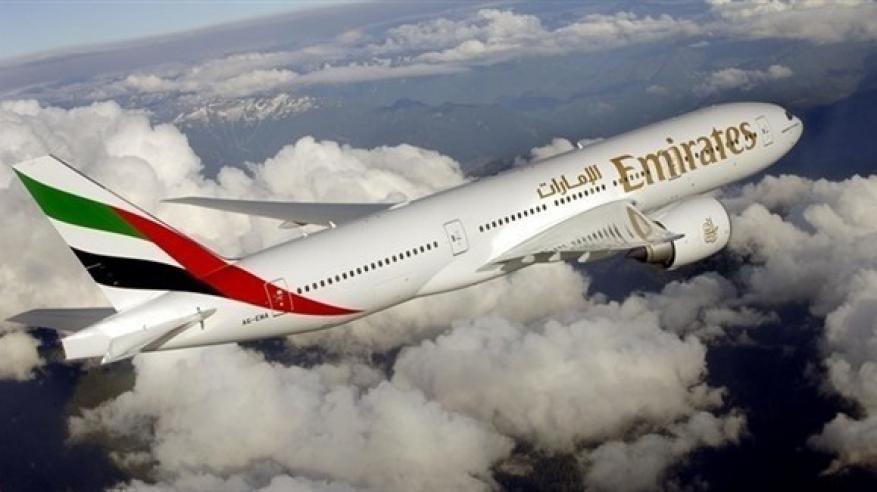 """""""طيران الإمارات"""" تؤكد إصابة ركاب بوعكة صحية في رحلة إلى نيويورك"""
