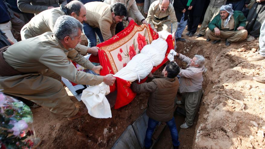 جماعة إيرانية كردية تتهم طهران بقتل 5 من أعضائها في العراق