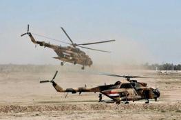 العراق: مقتل 7 في تحطم طائرة عسكرية.. واكتشاف مقابر جماعية بالحويجة