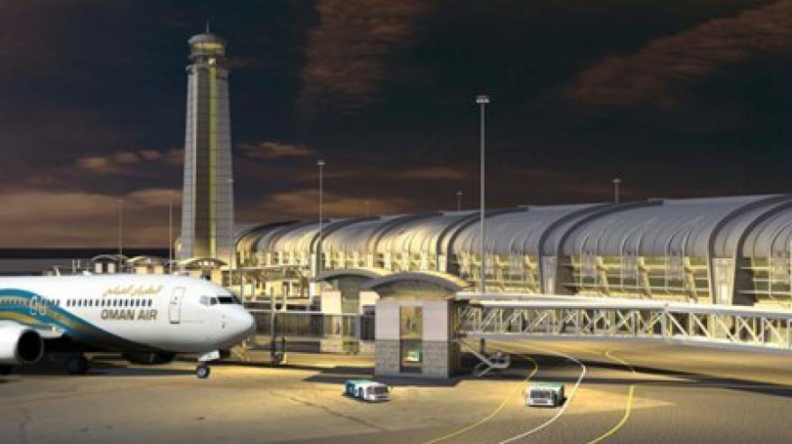 صور المطار الجديد (2)