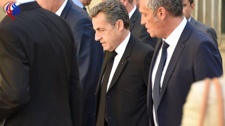 إلقاء القبض على الرئيس الفرنسي الأسبق