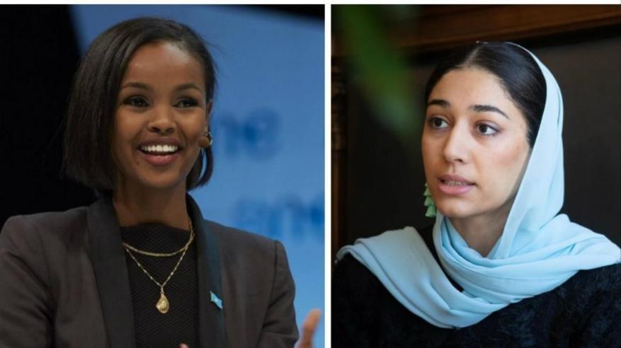 ترشيح عربيتين مسلمتين لجائزة نوبل للسلام
