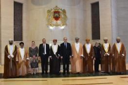 وفد مجلس الدولة يختتم زيارته إلى المغرب