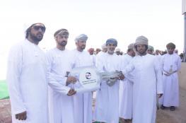 """""""أوكسيدنتال عمان"""" ترعى سباق هيماء للهجن"""
