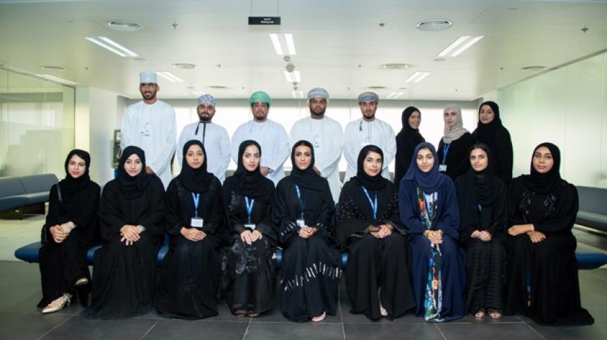 بنك عمان العربي ينظم دورة تدريبية لتنمية مهارات الموظفين العمانيين الجدد