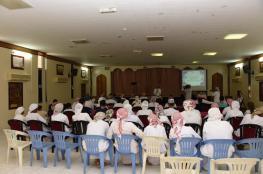 """فعاليات متنوعة في """"صيفي مواطنة مسؤولة"""" بالبريمي"""