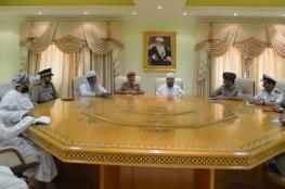 رئيس بعثة الحج العمانية يبحث مجالات التعاون مع رئيس بعثة الحج العسكرية