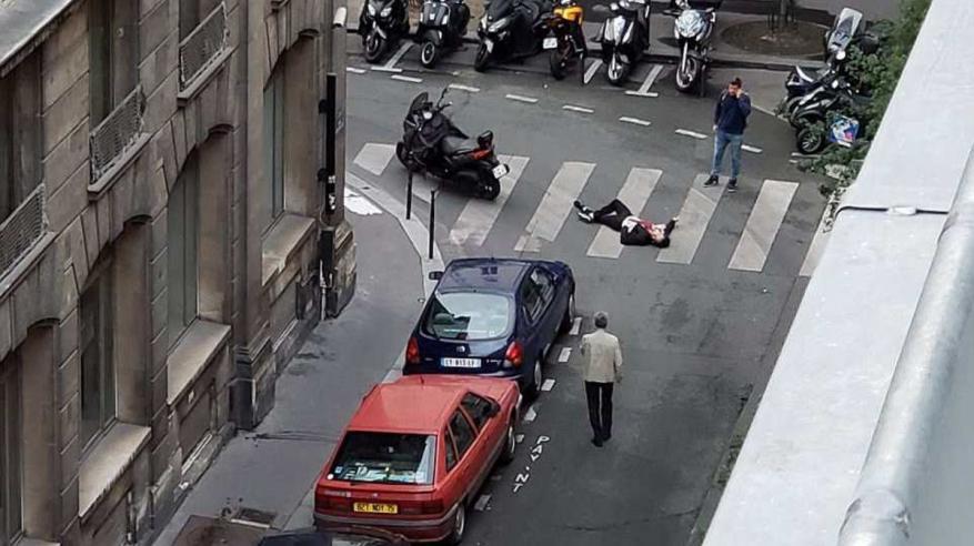 فرنسا تنجو من اعتداء بمادة سامة