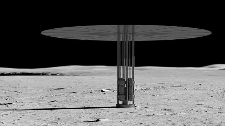 ناسا تستعد لإرسال مفاعل نووي إلى الفضاء
