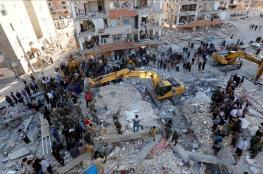 306 قتلى ومصابون حصيلة زلزال إيران