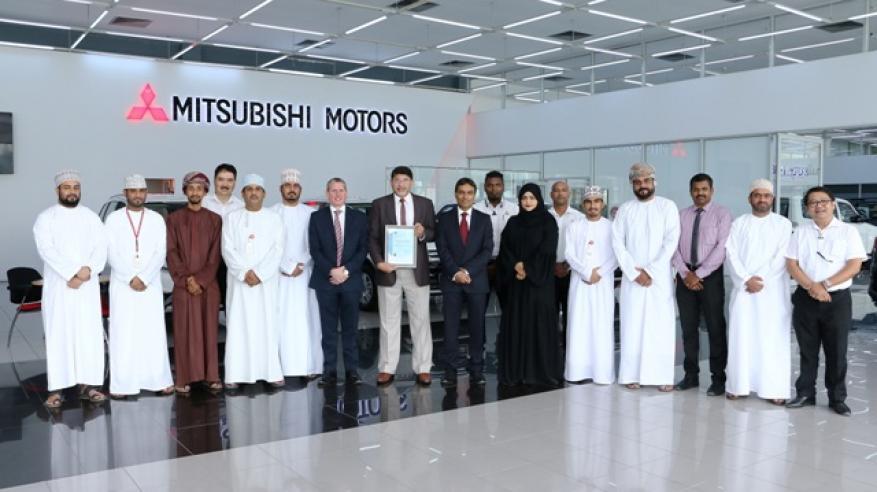 الشركة العامة للسيارات تحصل على أحدث شهادة للأيزو العالمية للجودة