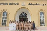معهد الضباط يختتم دورة حول إعداد المراسلات