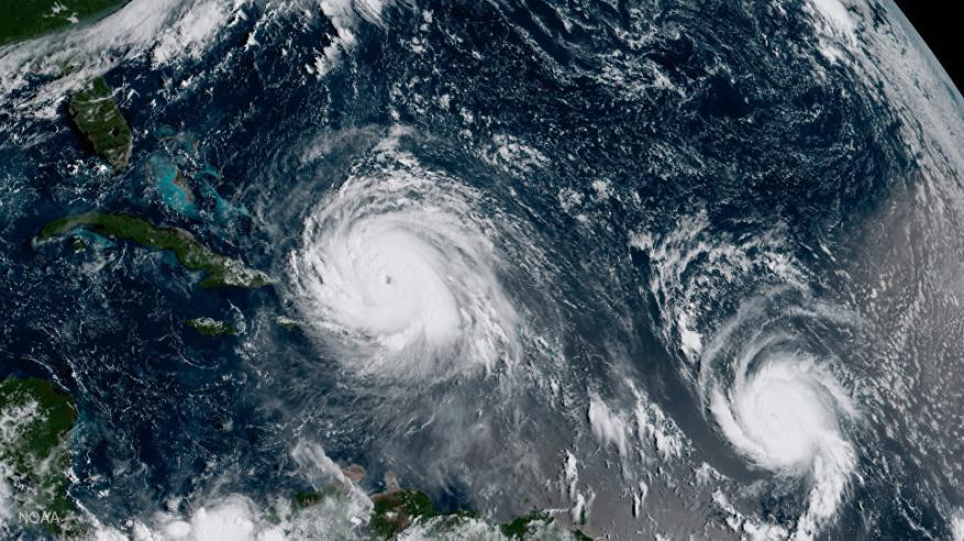 خبراء أرصاد يكشفون حقيقة تعرض المنطقة لإعصار مدمر