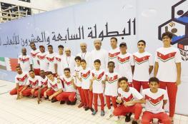 """برونزيتان للسلطنة في منافسات """"الألعاب المائية الخليجية"""" بالكويت.. والإجمالي يرتفع إلى 6 ميداليات"""