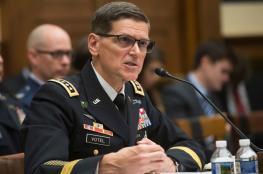جنرال أمريكي: ترامب لم يشاورني قبل قراره الانسحاب من سوريا