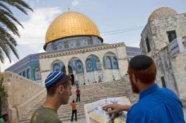 تقسيم المسجد الأقصى.. تمهيد إسرائيلي وتهديد فلسطيني
