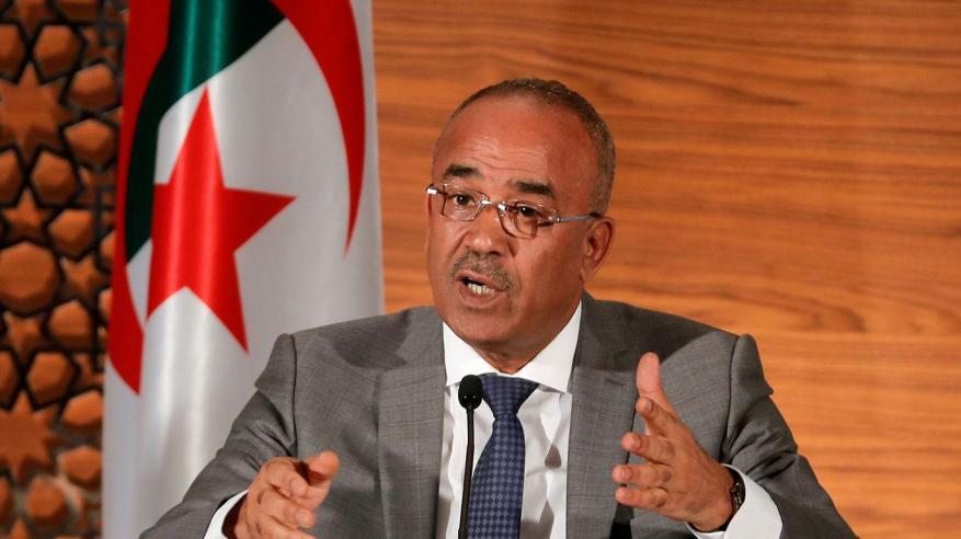 """""""استقالة مُنتظرة"""" لرئيس وزراء الجزائر تمهيدا للانتخابات"""