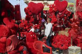 """عيد الحب.. عندما تتلون الحياة بـ""""الأحمر"""" وتتجلى المشاعر الإنسانية المخلصة فوق كل الاعتبارات"""