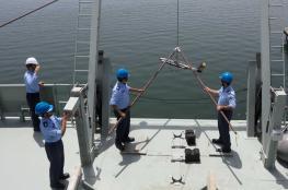 البحرية السلطانية تشارك في الاحتفال بيوم الهيدروغرافيا العالمي